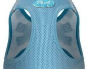 Curli vest air mesh, de color azul