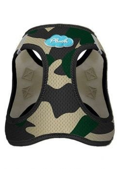 Curli vest air mesh de color camuflaje