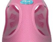 Curli vest air mesh de color rosa