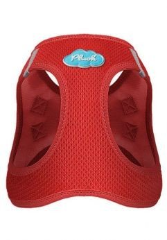 Curli vest air mesh de color rojo