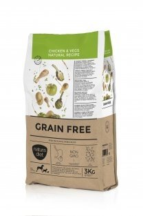Natura Diet Grain Free chicken