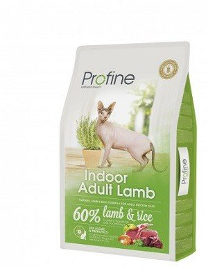 Profine Cat Indoor Adult Lamb