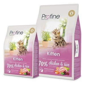 Profine Cat Kitten Chicken
