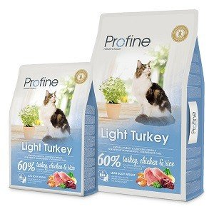 Profine Cat Senior Light Pavo