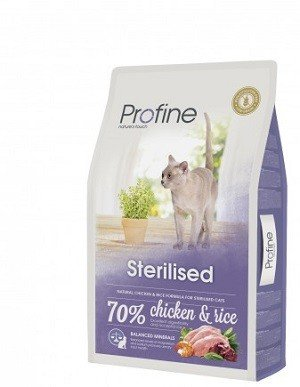 Profine Cat Sterilized Pollo
