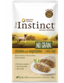 True Instinct No Grain Mini Pollo