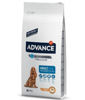 advance-adult pienso para perros
