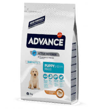 advance puppy maxi para perros
