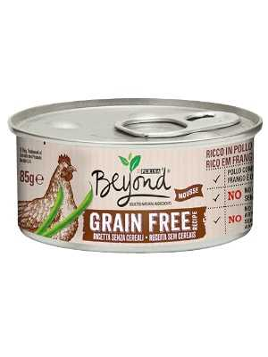 Purina Beyond Grain Free Mousse de Pollo