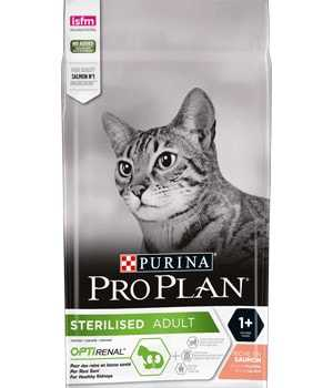proplan optirenal con salmón para gatos