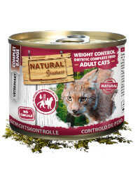Natural Greatness Weight Control Humedo Gato